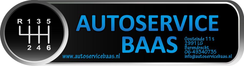 Logo Autoservice Baas